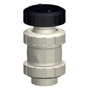Za-/Odvzdušňujúce ventily