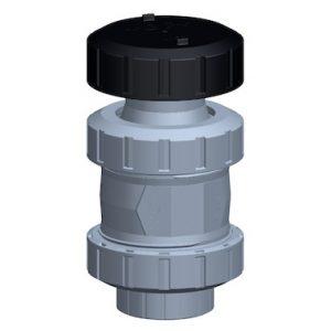 Za-/Od-vzdušňovacie ventily